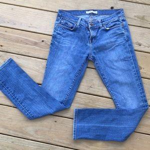 J. Brand skinny pencil bayou jeans size 29 EUC